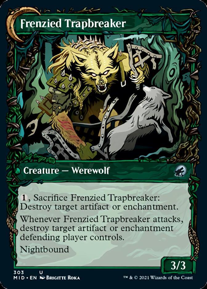 Frenzied Trapbreaker <showcase> [MID]