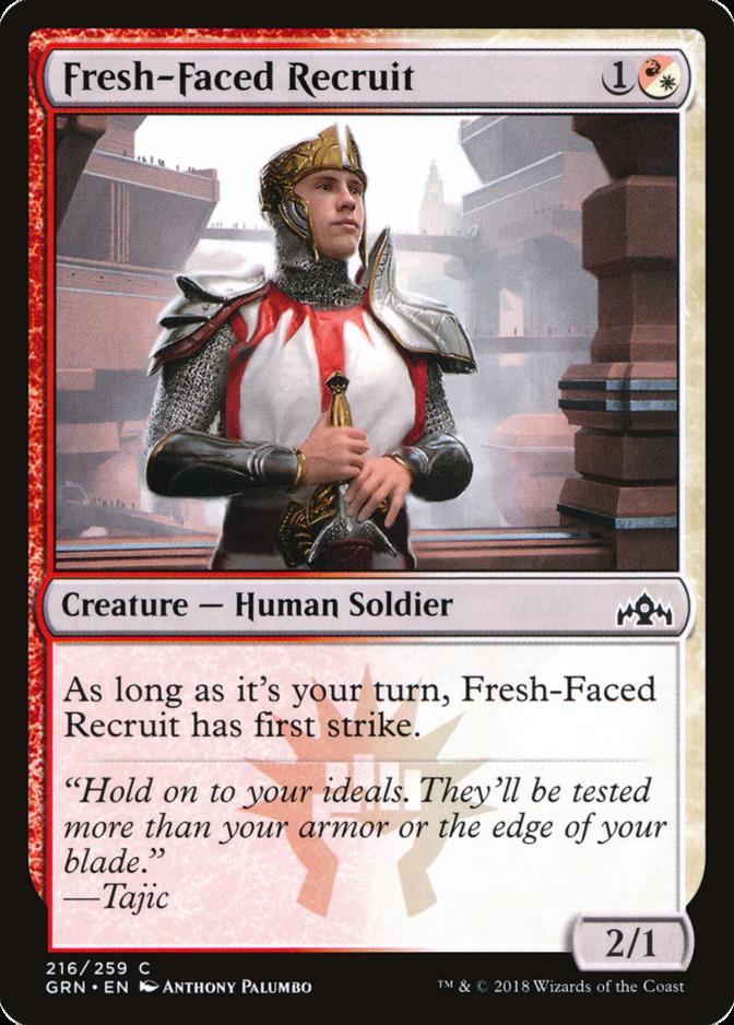 Fresh-Faced Recruit [GRN]