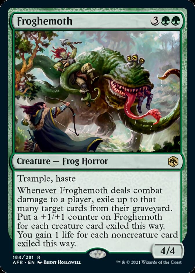 Froghemoth [AFR]