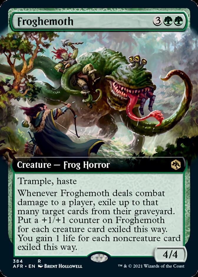 Froghemoth <extended> [AFR]