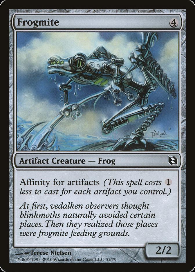 Frogmite [DDF]