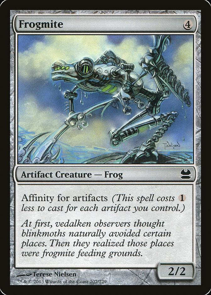 Frogmite [MMA] (F)