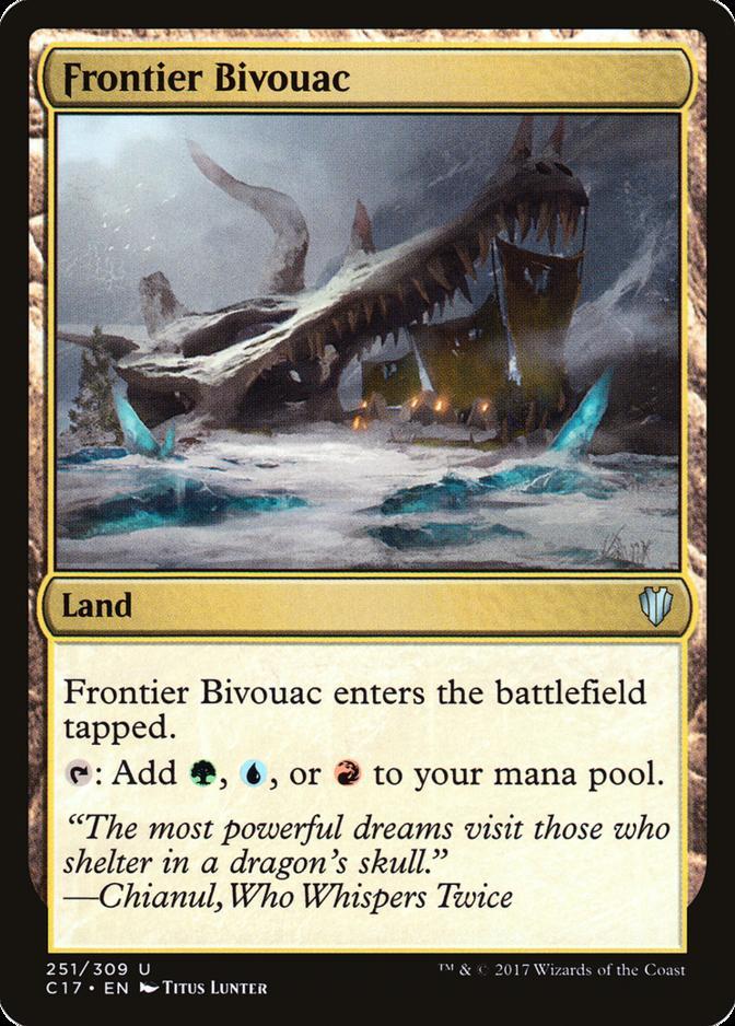 Frontier Bivouac [C17]