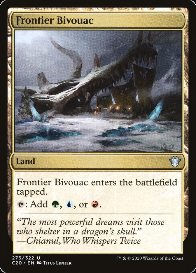 Frontier Bivouac [C20]