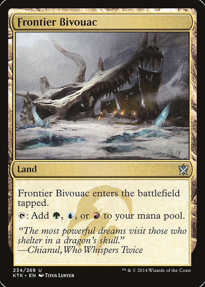 Frontier Bivouac [KTK]