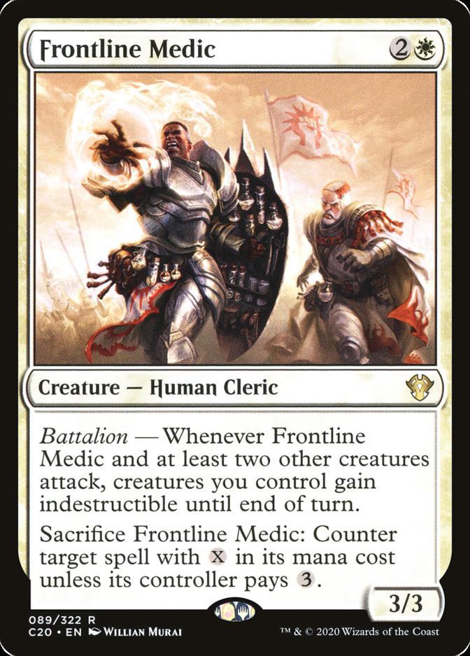 Frontline Medic [C20]