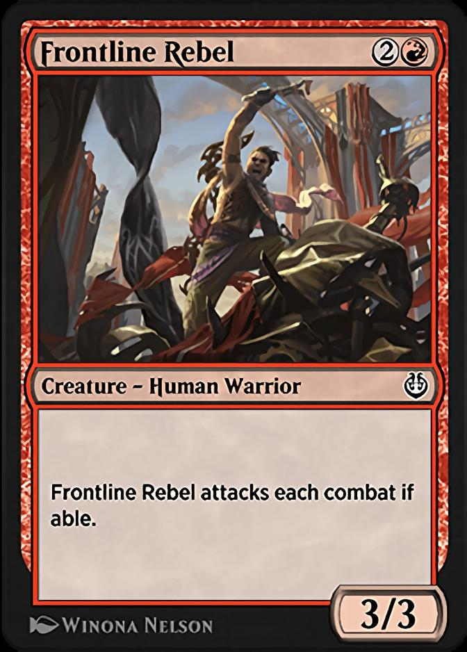 Frontline Rebel [KLR]