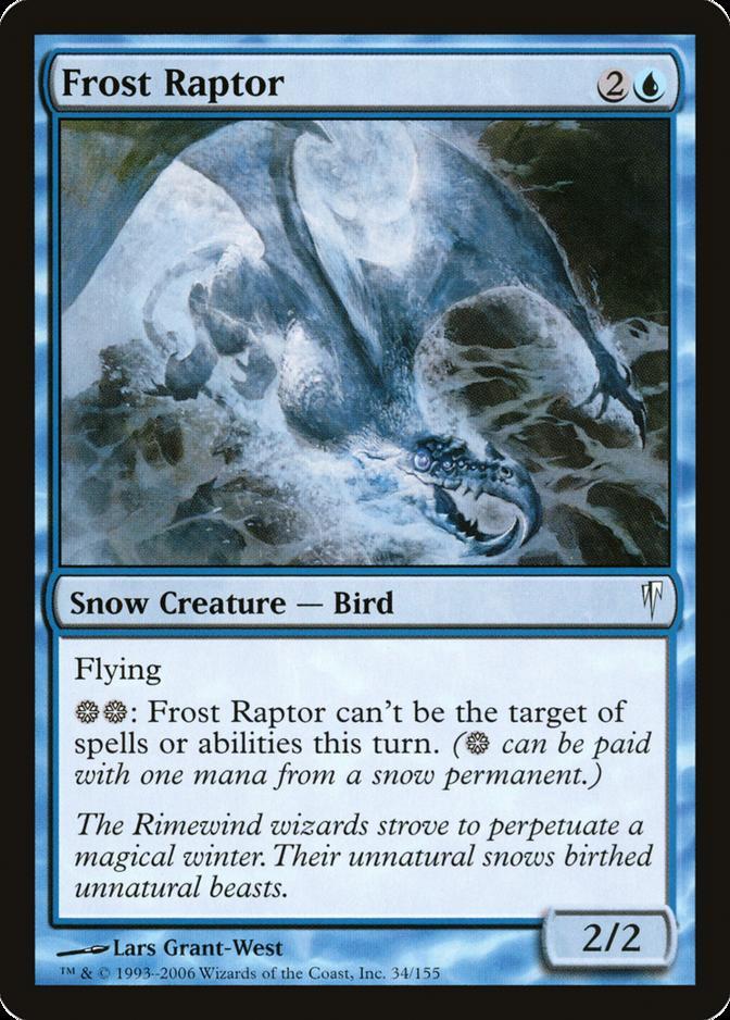 Frost Raptor [CSP] (F)