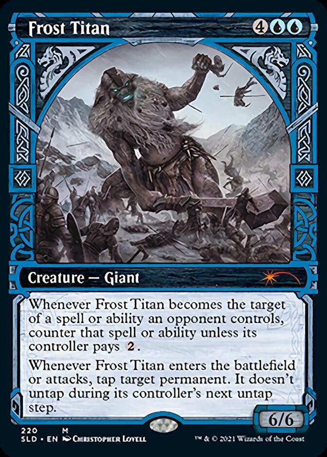 Frost Titan [SLD] (F)