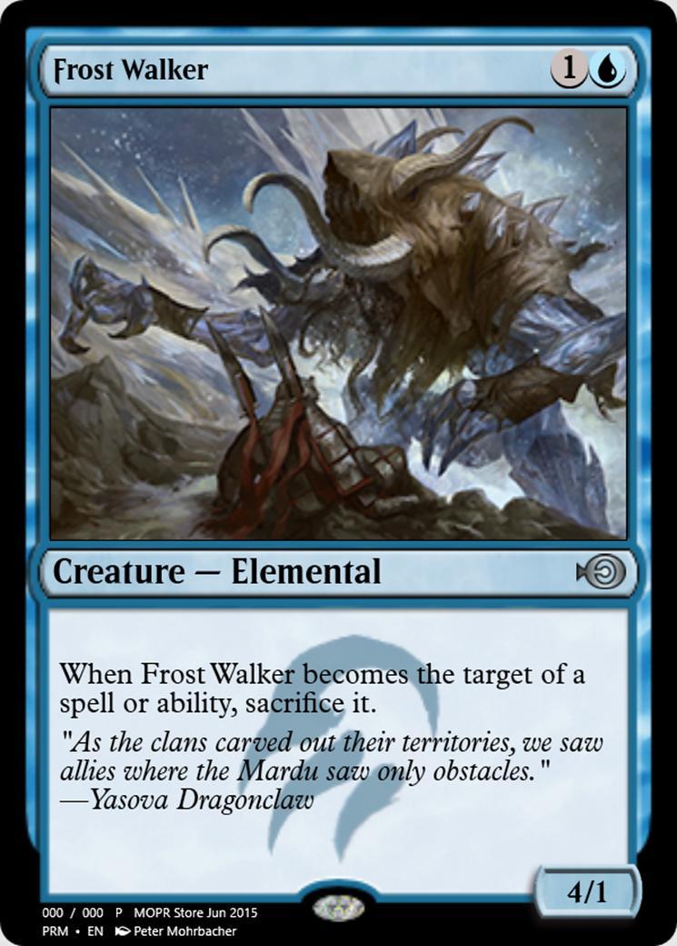 Frost Walker [PRM] (F)