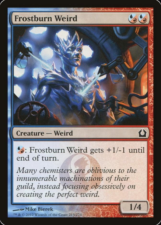 Frostburn Weird [RTR] (F)
