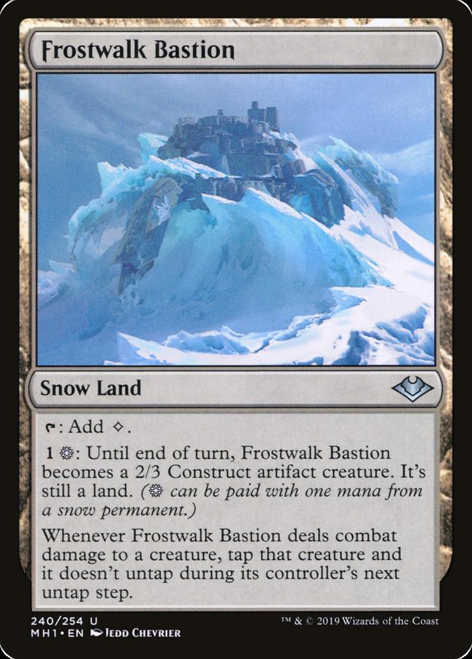 Frostwalk Bastion [MH1]