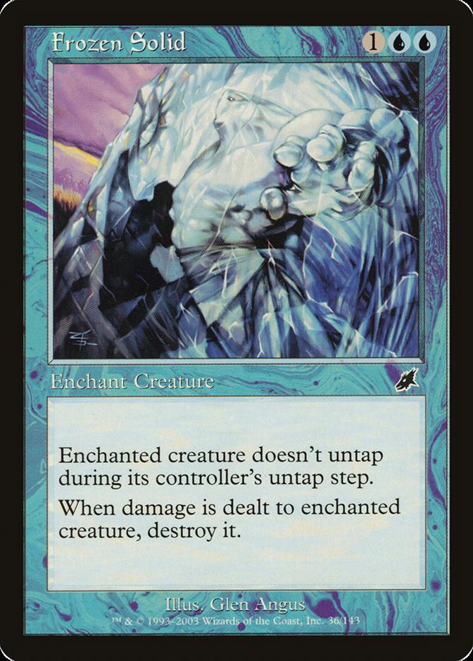 Frozen Solid [SCG]