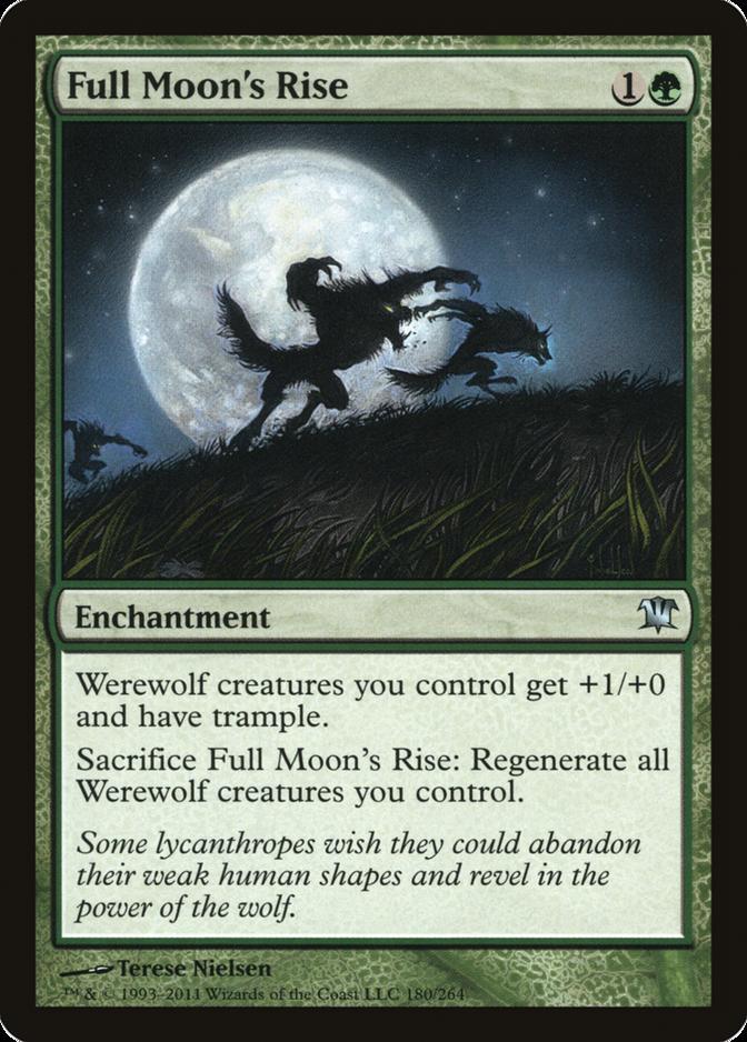 Full Moon's Rise [ISD]