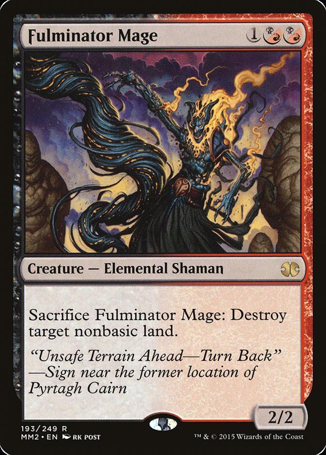 Fulminator Mage [MM2]