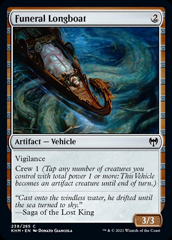 Funeral Longboat [KHM]