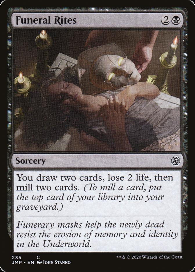 Funeral Rites [JMP]