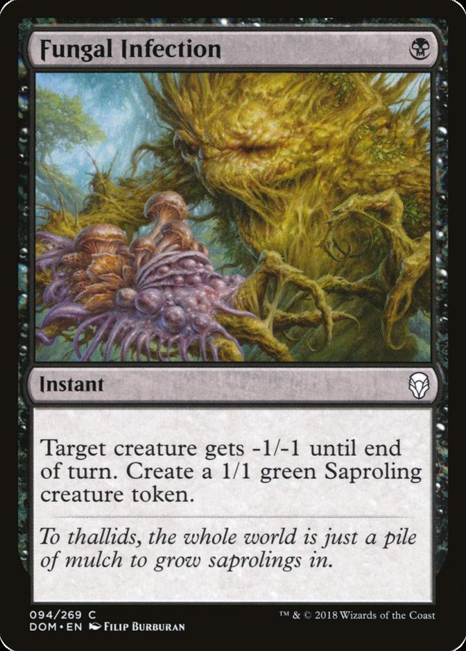 Fungal Infection [DOM]