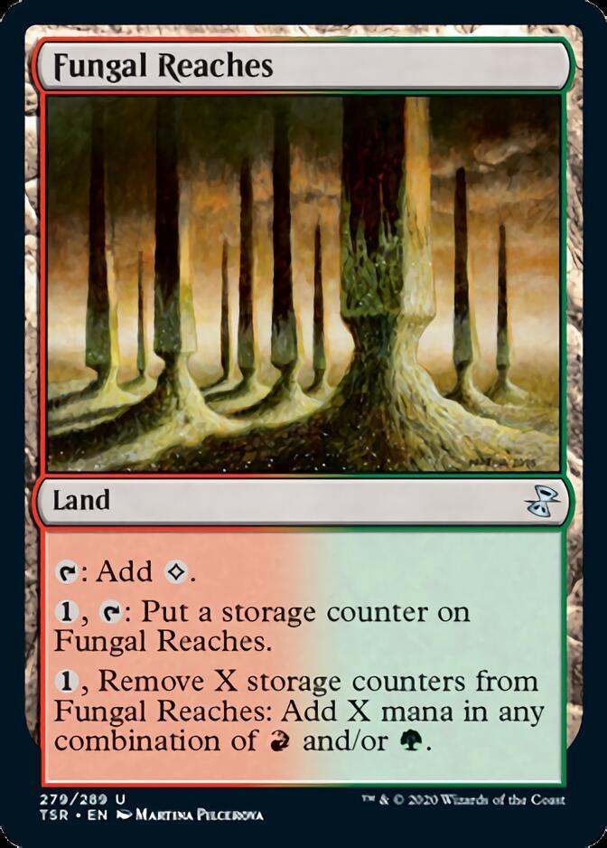 Fungal Reaches [TSR]