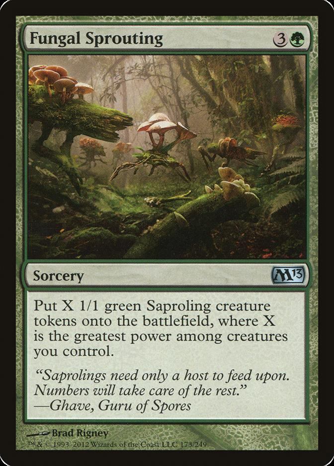 Fungal Sprouting [M13]