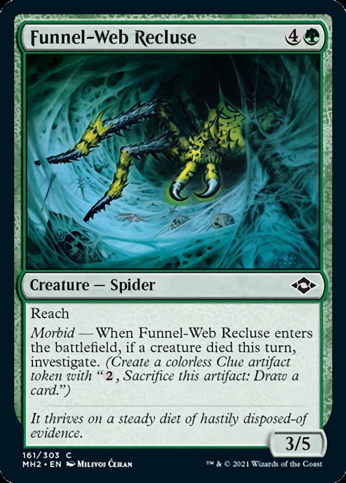 Funnel-Web Recluse [MH2]