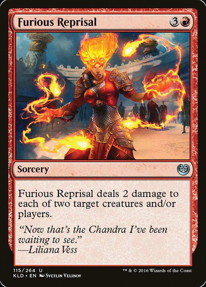 Furious Reprisal [KLD]