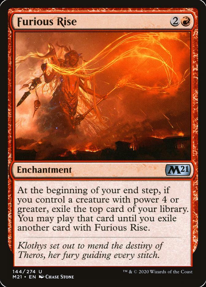 Furious Rise [M21]