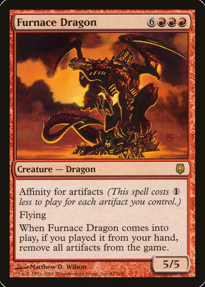 Furnace Dragon [DST]