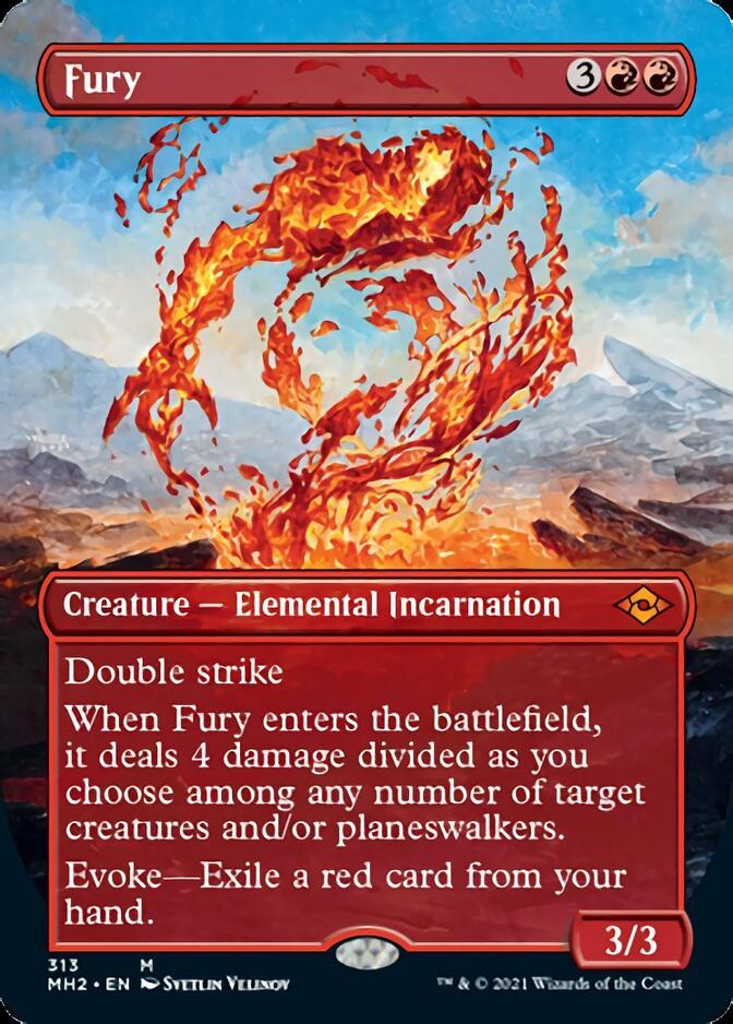 Fury <borderless> [MH2]