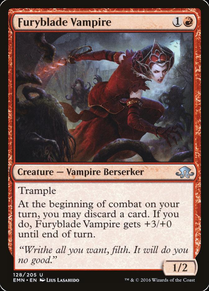 Furyblade Vampire [EMN]