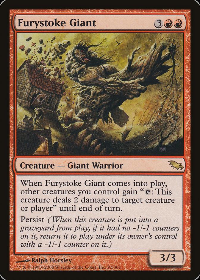 Furystoke Giant [SHM]