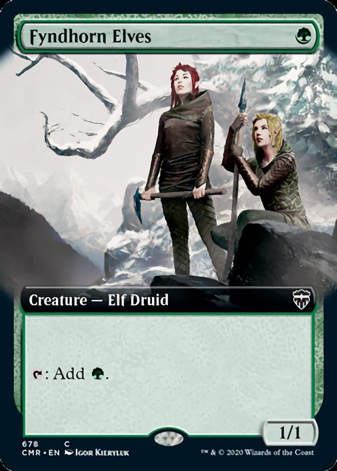 Fyndhorn Elves [PCMR]