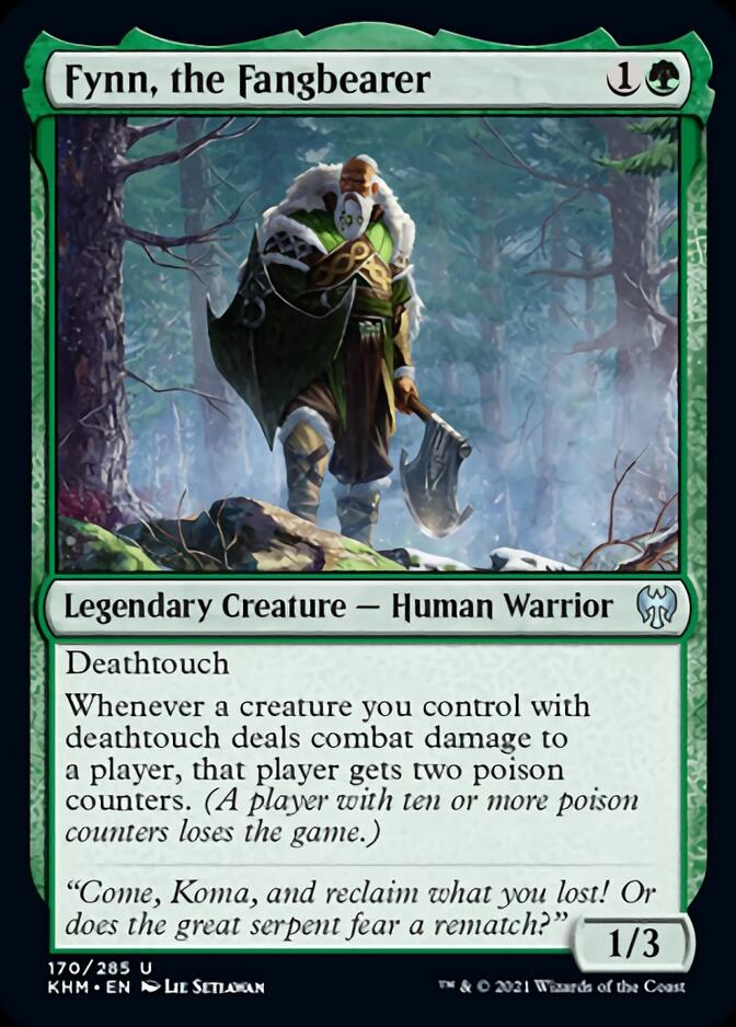 Fynn, the Fangbearer [KHM]