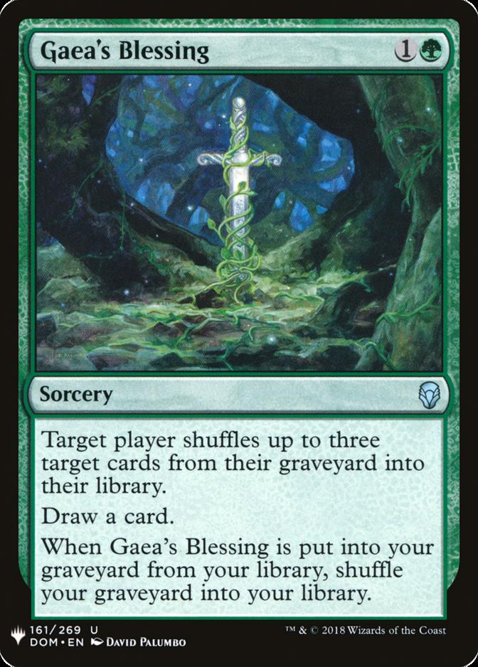 Gaea's Blessing [MB1]