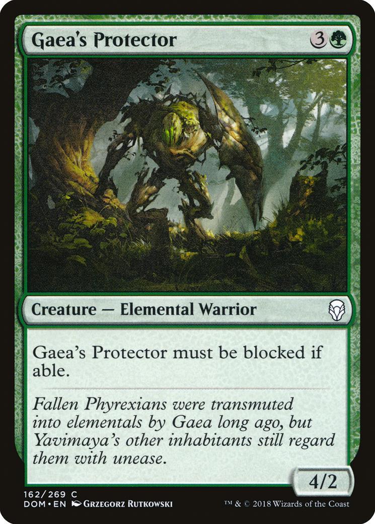 Gaea's Protector [DOM]