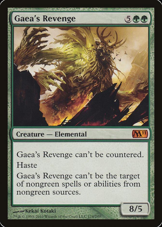 Gaea's Revenge [M11]