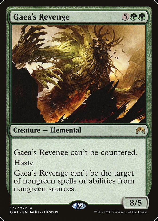 Gaea's Revenge [ORI]