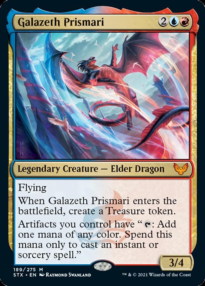 Galazeth Prismari [STX] (F)