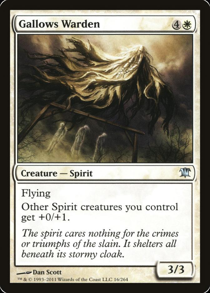 Gallows Warden [ISD]