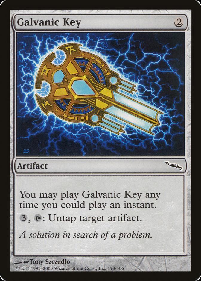 Galvanic Key [MRD]