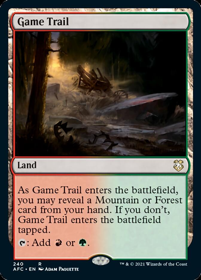 Game Trail [AFC]