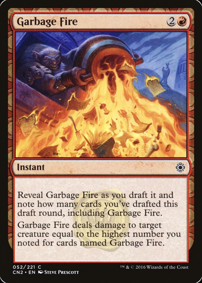 Garbage Fire [CN2]