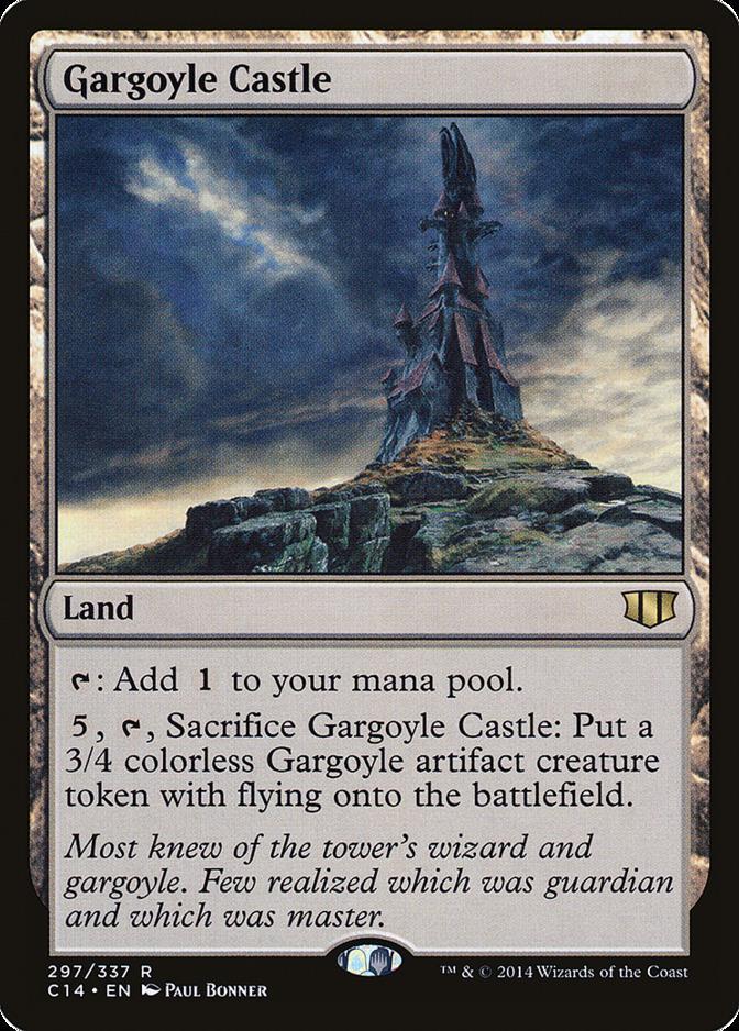 Gargoyle Castle [C14]