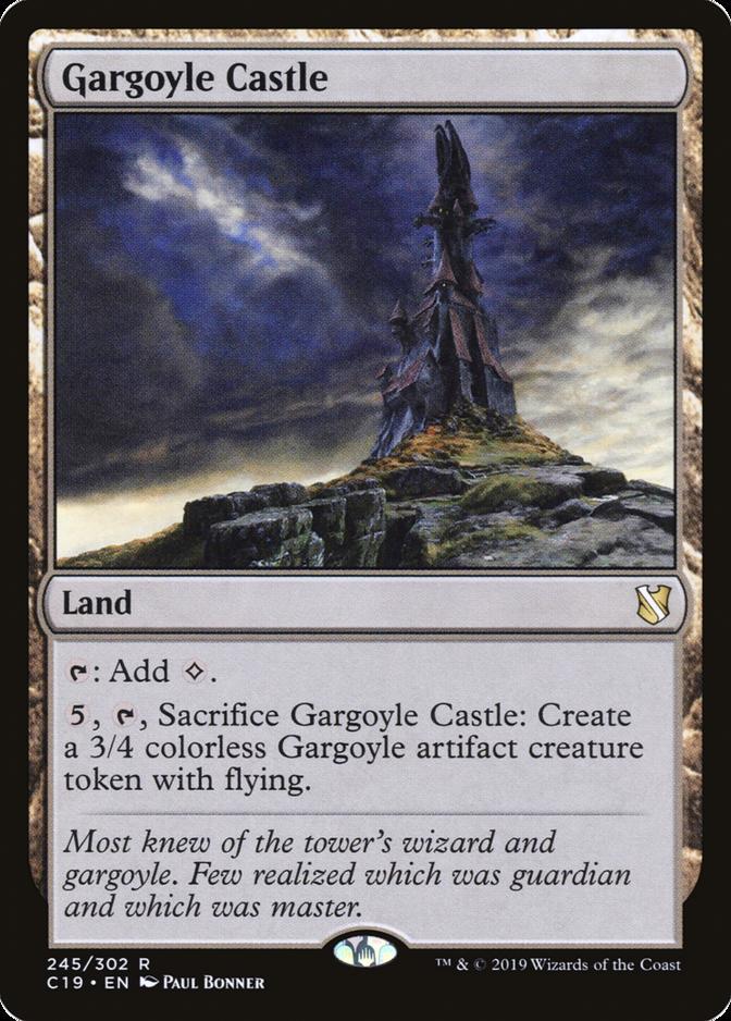Gargoyle Castle [C19]