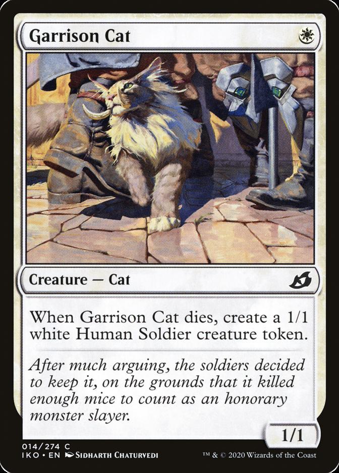 Garrison Cat [IKO]