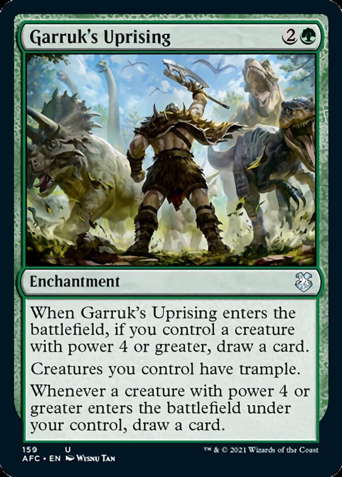 Garruk's Uprising [AFC]