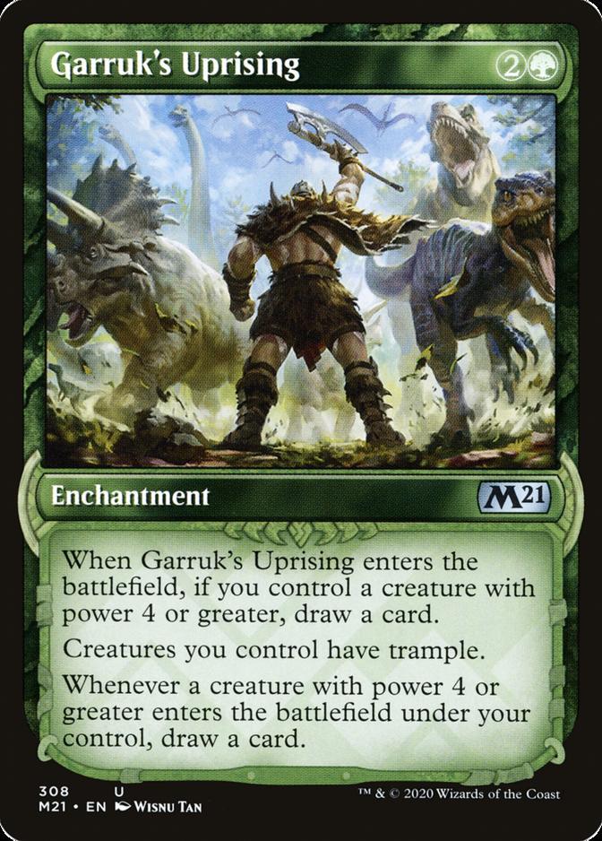 Garruk's Uprising [PM21]