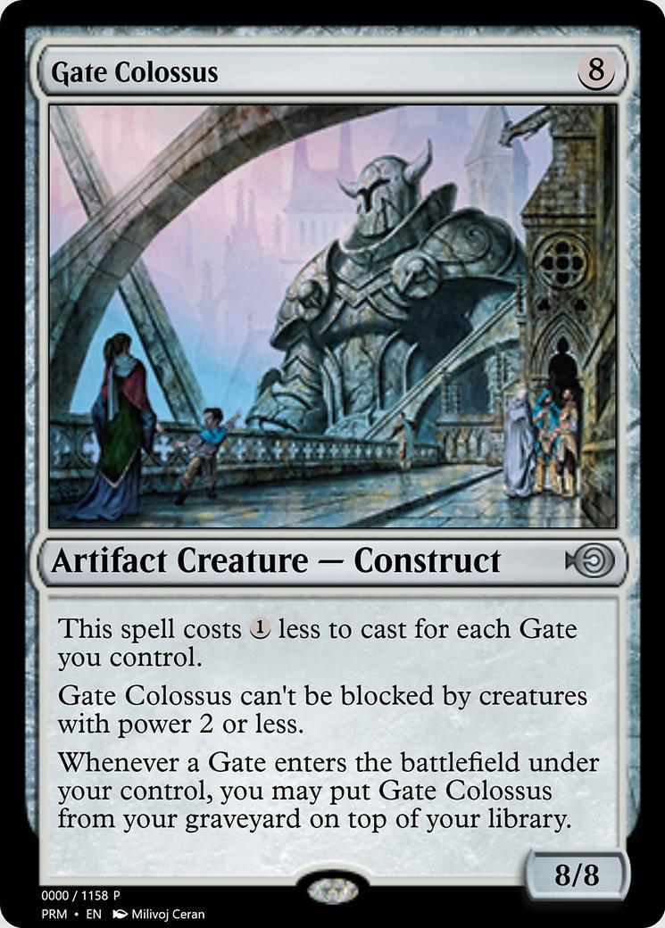 Gate Colossus [PRM]