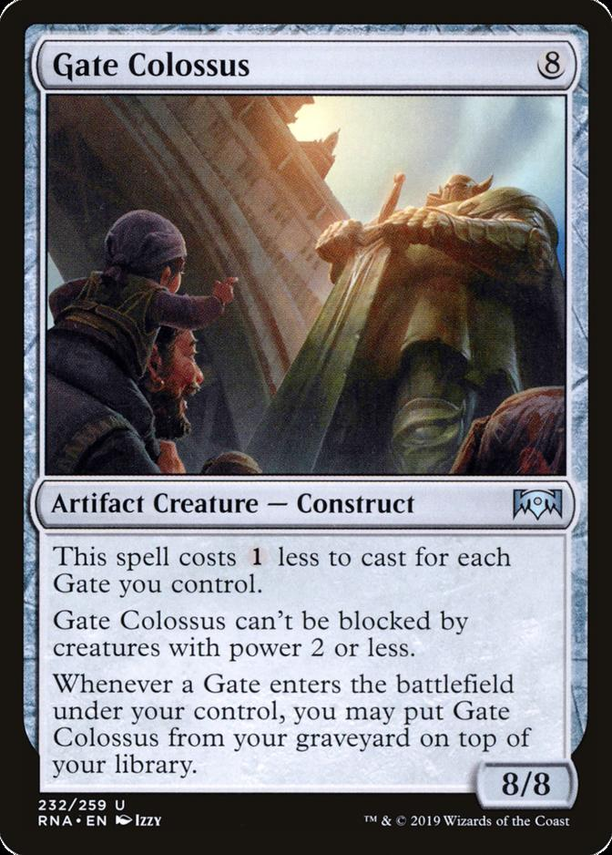 Gate Colossus [RNA]