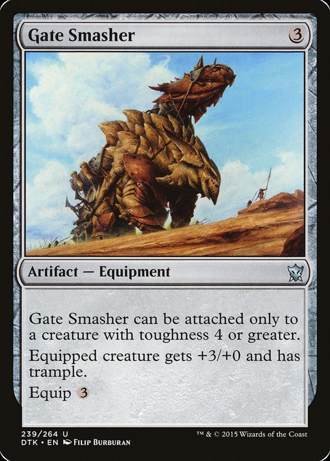 Gate Smasher [DTK]